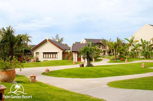 Palm Garden Resort Hotel