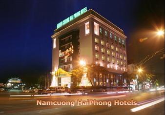 Tray- Nam Cuong Hotel