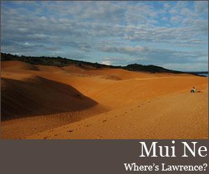 Mui Ne Sunrise Sand Dunes