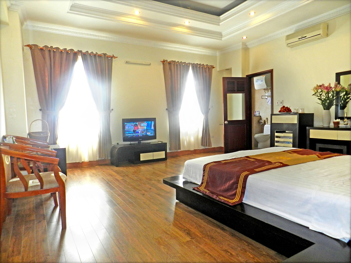 PARAMOUNT HOTEL HANOI