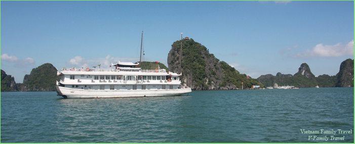 2 DAYS 1 NIGHT HALONG CRUISE ON ORIENTAL SAILS