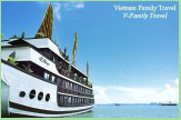 3 DAYS 2 NIGHTS HALONG BAY ABOARD BHAYA CLASSIC