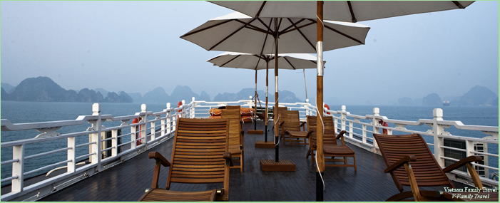 2 DAYS 1 NIGHT HALONG BAY ABOARD BHAYA CLASSIC