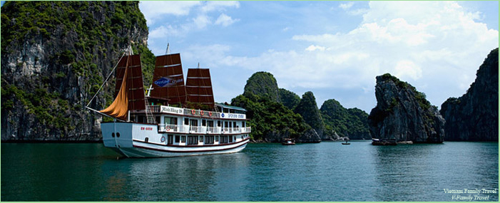 2 DAYS 1 NIGHT HALONG CRUISE ON GRAYLINE CRUISES