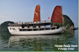 2 DAYS 1 NIGHT HALONG CRUISE ON GLORY LEGEND CRUISE