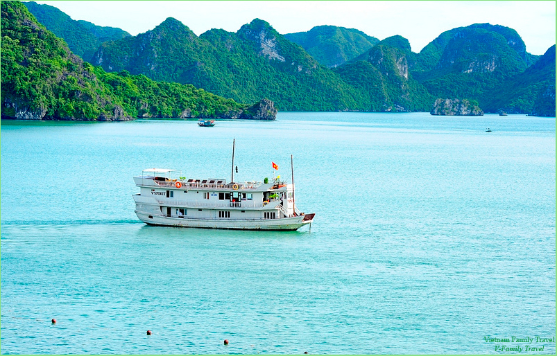 3 DAYS 2 NIGHTS HALONG CRUISE ON VSPIRIT CRUISES